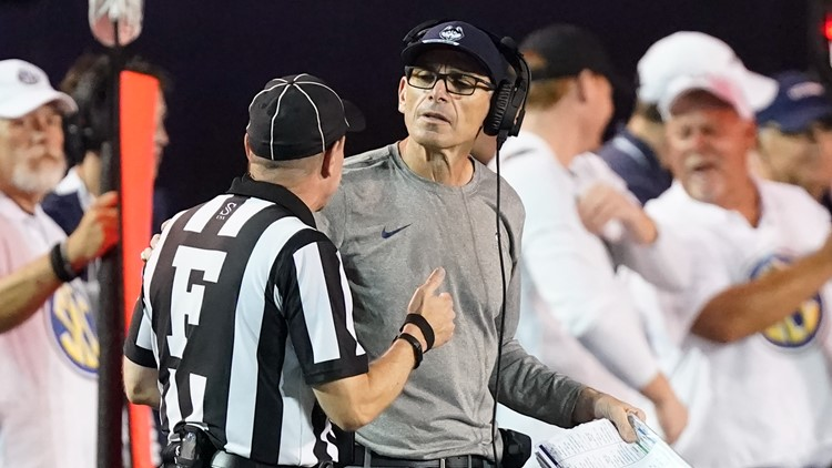 UConn head coach and players test positive for COVID-19, will miss UMass game