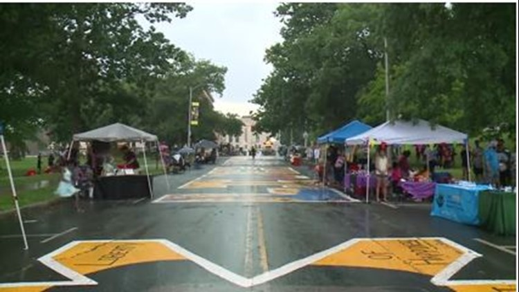 City of Hartford hosts inaugural Juneteenth celebration