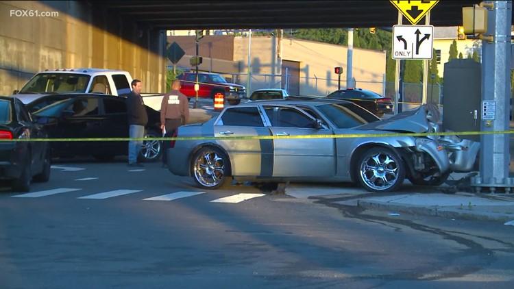 Officials investigate officer-involved shooting in Bridgeport