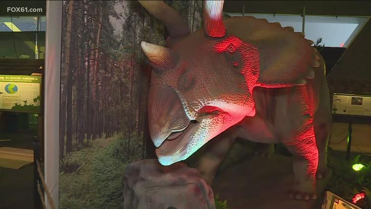 CT Bucket List: Dinosaurs Around the World