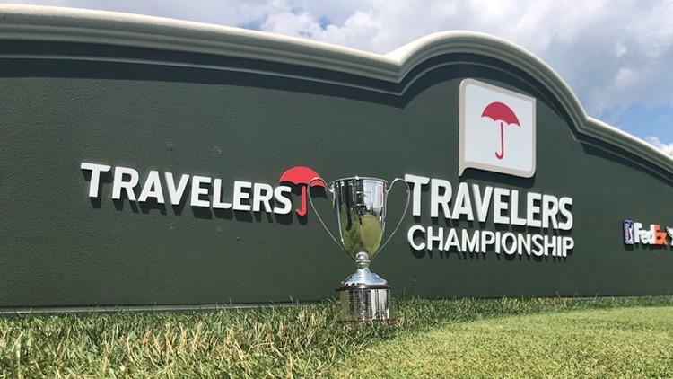 Dustin Johnson is the 2020 Travelers Championship winner