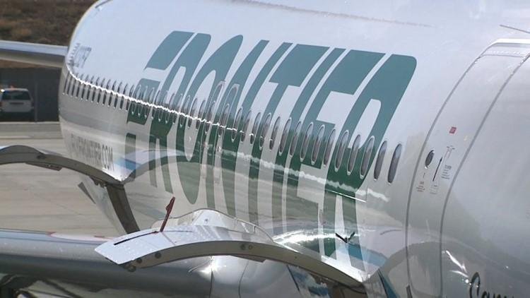 Non-stop flights from Bradley Airport to Atlanta via Frontier Airlines begin