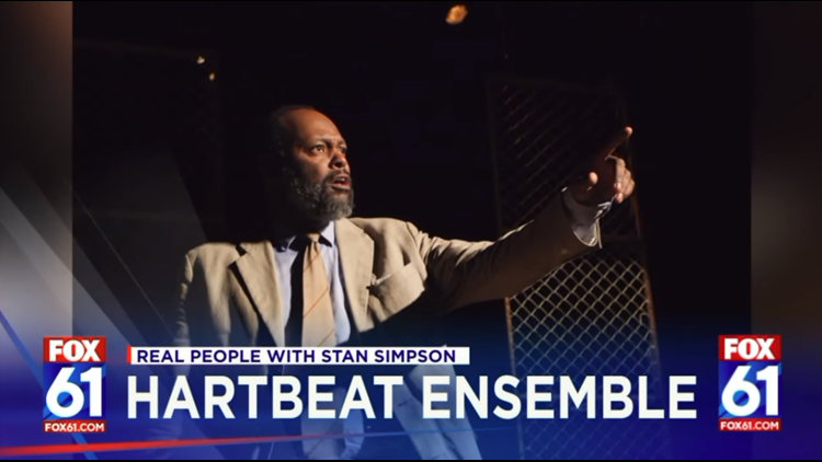 Real People with Stan Simpson: Godfrey Simmons Jr.