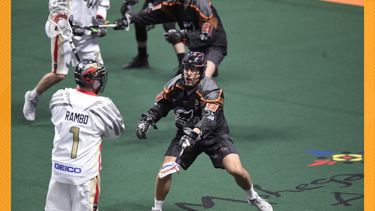 New England Black Wolves lacrosse team to relocate to Albany
