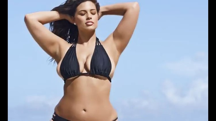 Sports Illustrated Swimsuit Edition To Feature First Ever Plus Size Model Fox61 Com