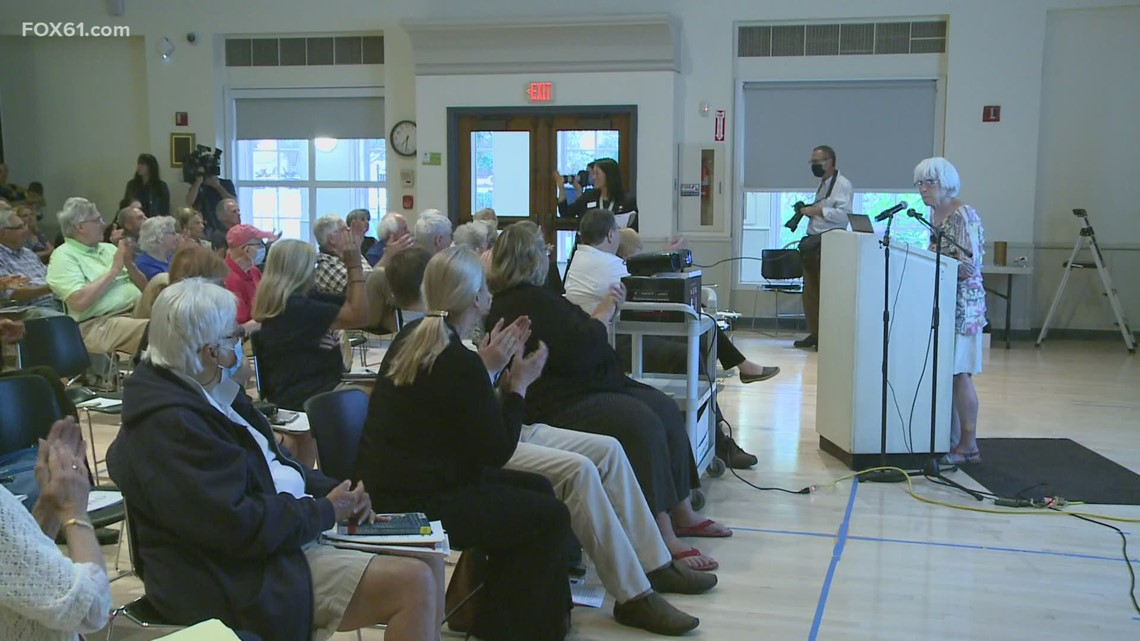 Community divided over lessons of race in Guilford classrooms