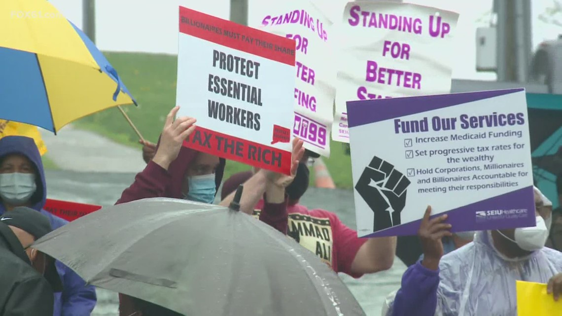 State, nursing home workers union continue negotiations