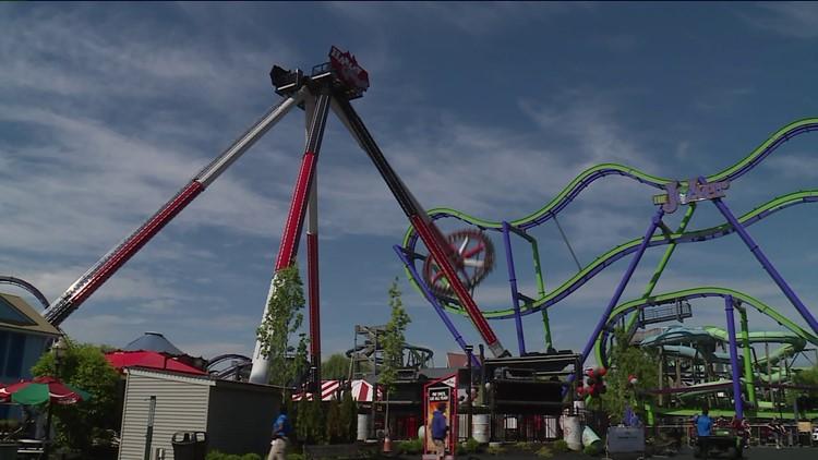 Six Flags New England Begins Hiring For 2021 Season Fox61 Com