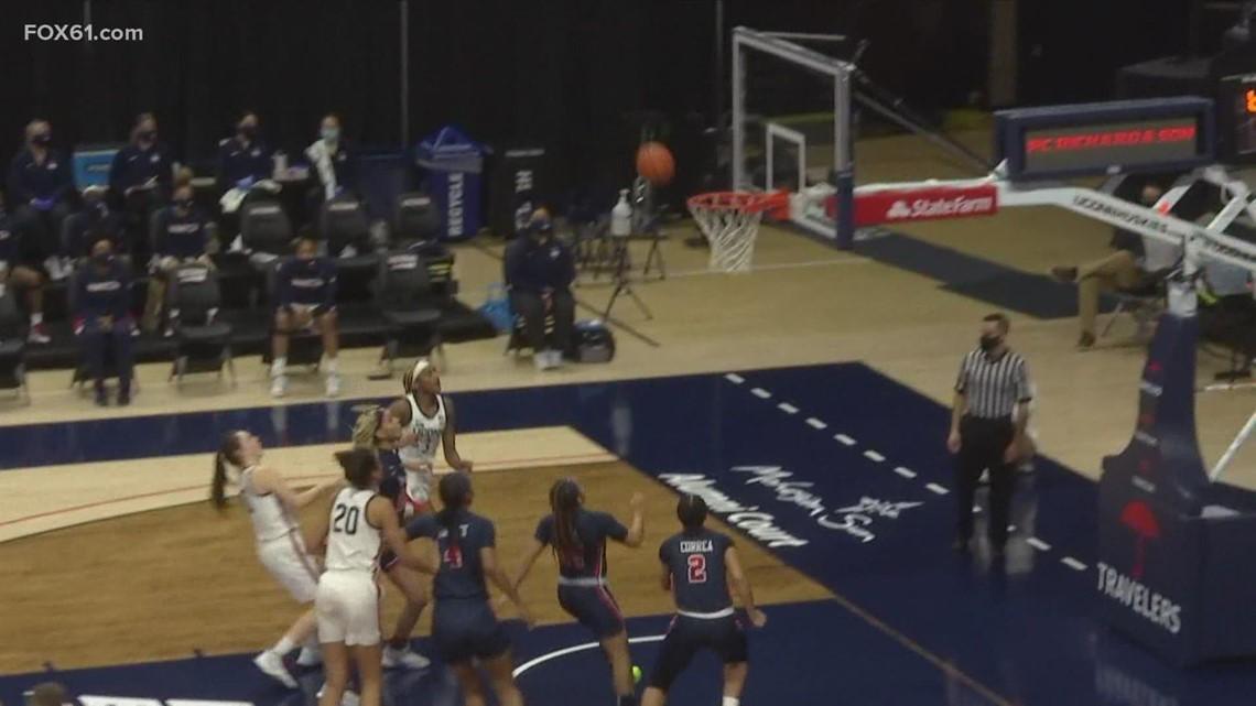 UConn women's basketball preparing new season this summer