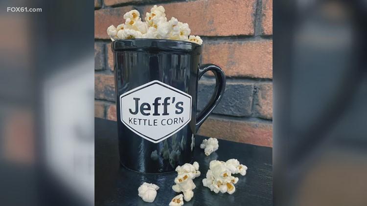 Coffee Cup Salute: Jeff's Kettle Corn