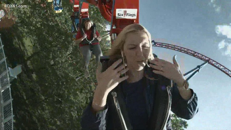 Six Flags New England debuts new thrill ride