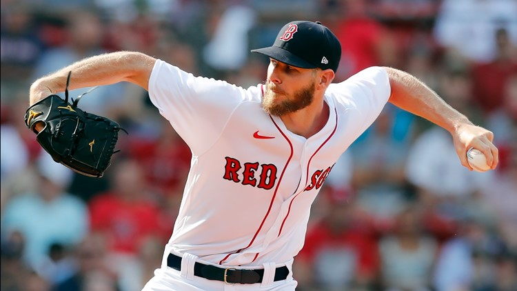 Sale makes first appearance since 2019; Sox pound O's 16-2