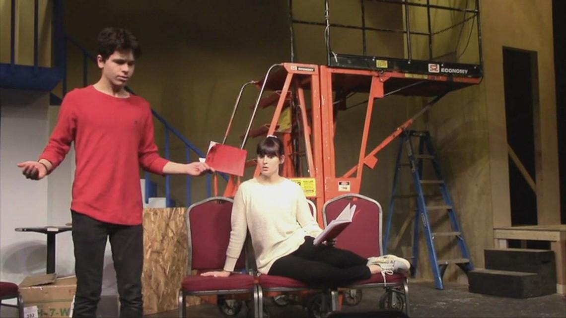 FOX61 Student News: Center Stage Community Theatre