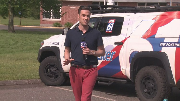 FOX61 Student News Awards presented to students in Cromwell, Suffield