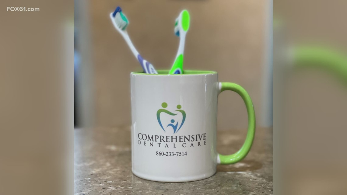 Coffee Cup Salute: Comprehensive Dental Care
