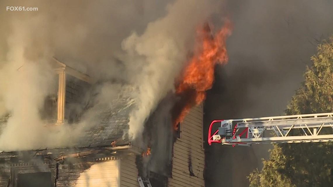 Fire officials provide update on house fire