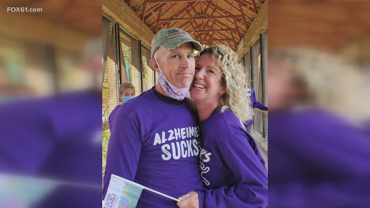 Andover man falls in love with wife all over again