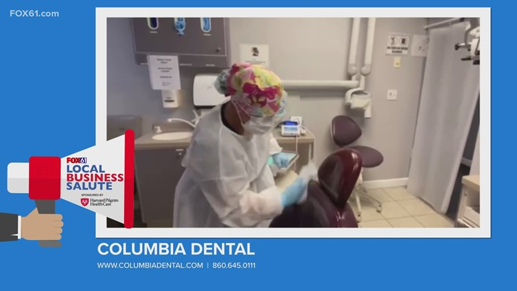 Local Business Salute: Columbia Dental