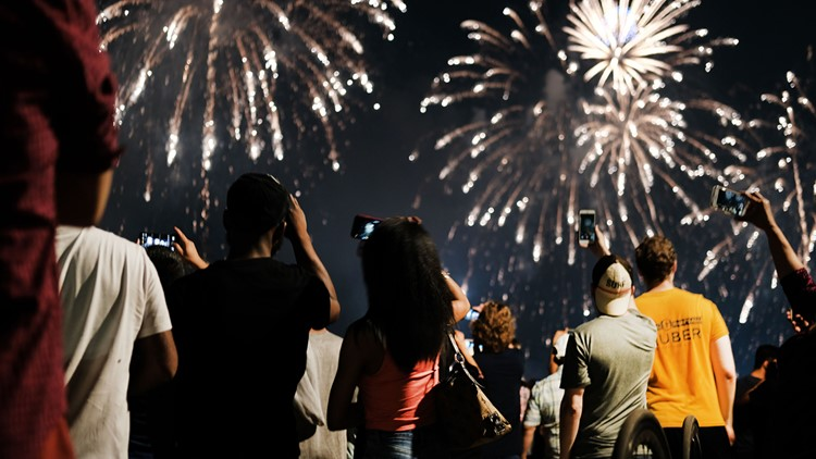 Fireworks and 4th of July celebrations return to Connecticut