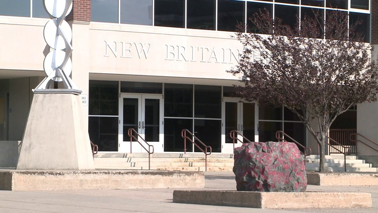New Britain High School goes remote temporarily  due to 'adjustment issues'
