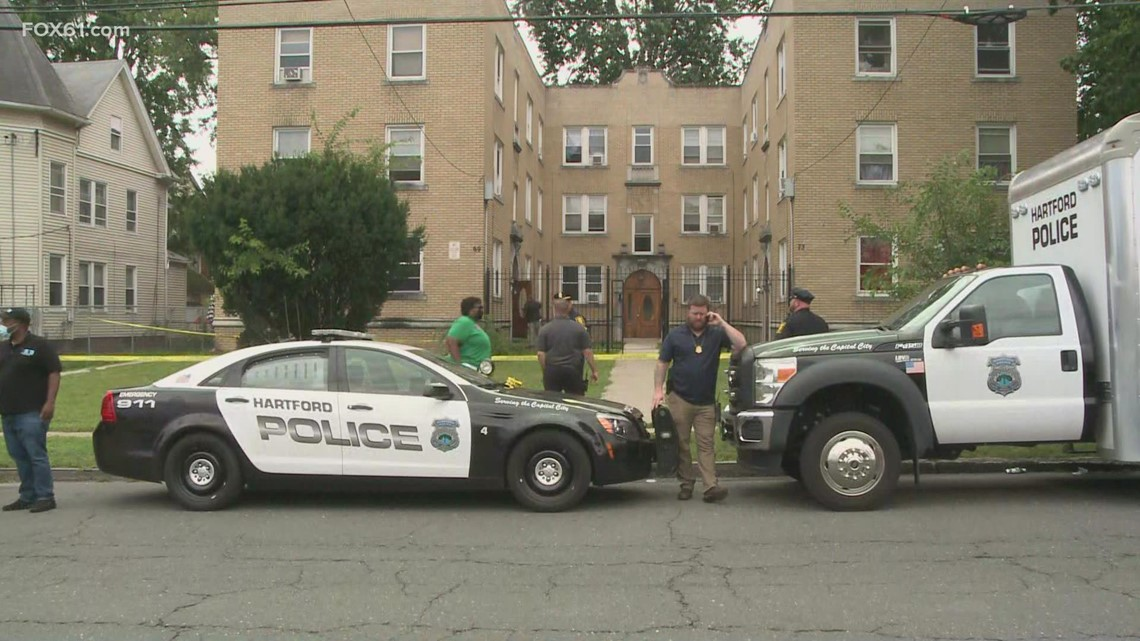 Man identified as victim in Hartford deadly shooting