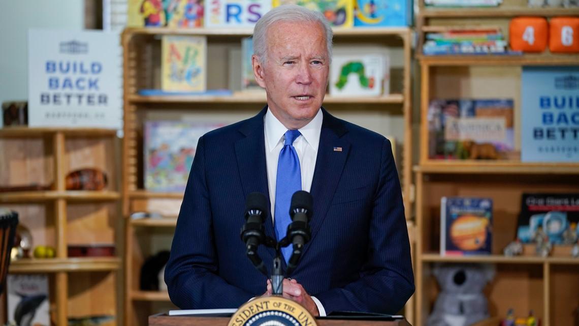 President Biden's remarks during Hartford visit