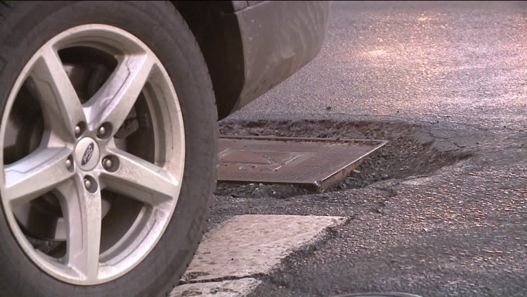 Potholes in CT: Keeping the roads, and your cars, safe