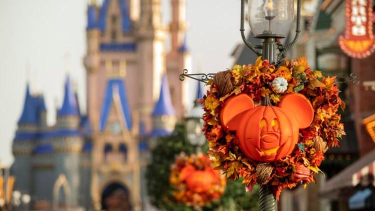 Walt Disney World announces return of autumn decor, snacks, theming