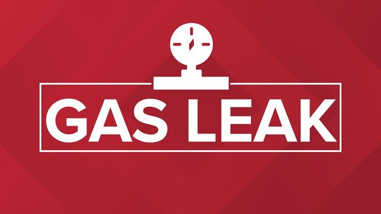 Douglas Avenue in Urbandale reopens following gas leak