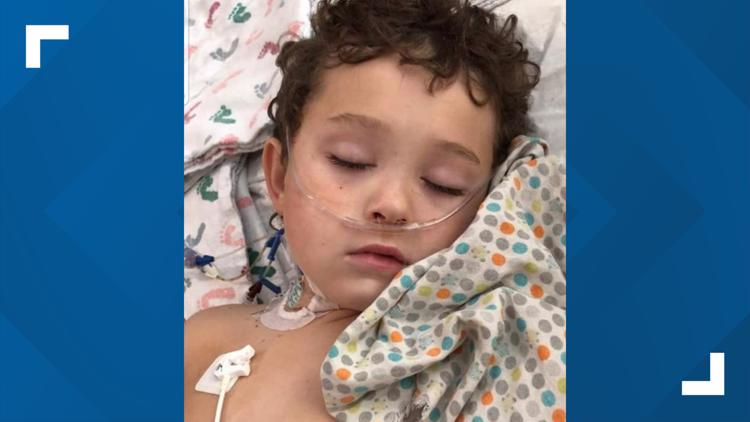 Ohio boy nearly dies of complications from COVID-19