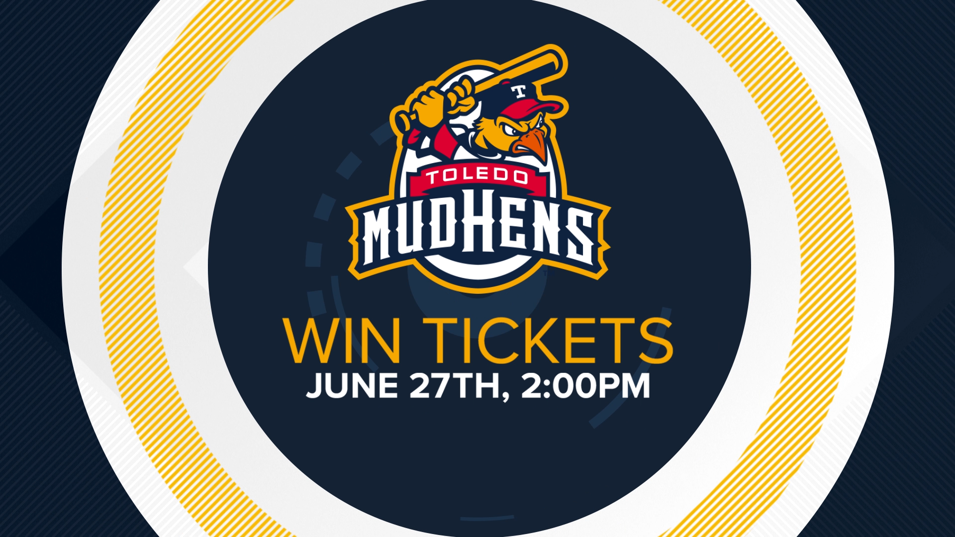 Win Tickets to the Mud Hens!