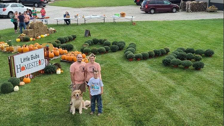 9-year-old Ohio farmer raises money to help teacher battling brain cancer
