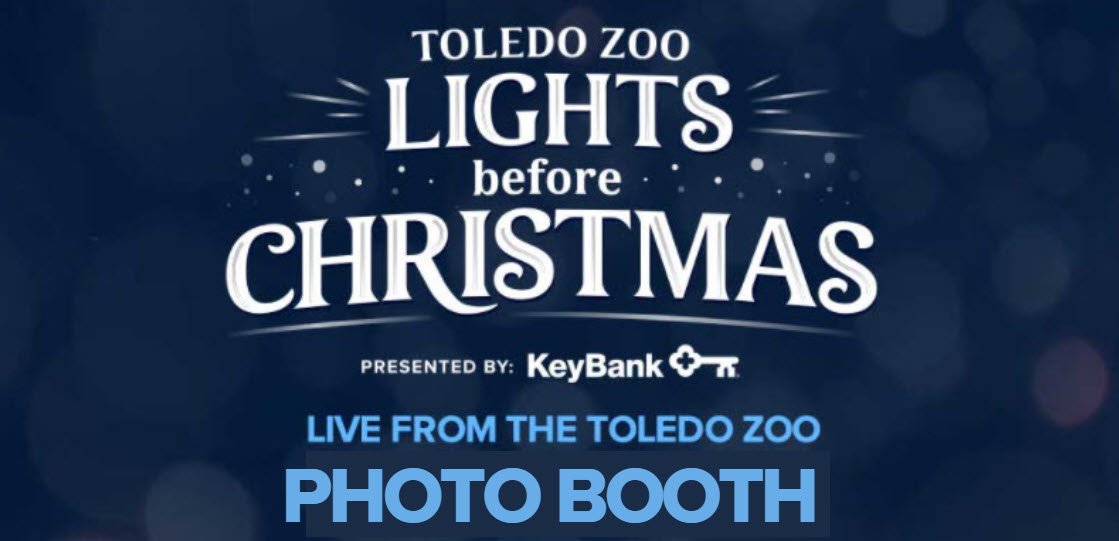 Lights Before Christmas Photo Booth | See your pictures from opening night at the 35th annual holiday event!