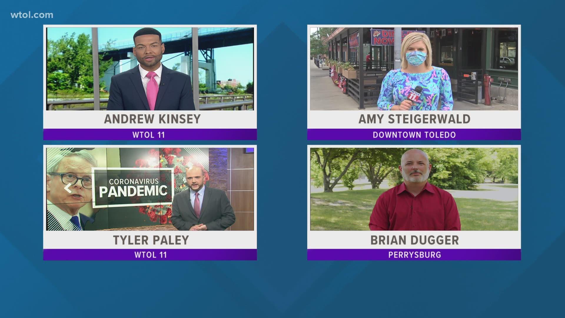 Ohio Gov Mike Dewine Coronavirus Press Conference 10tv Com