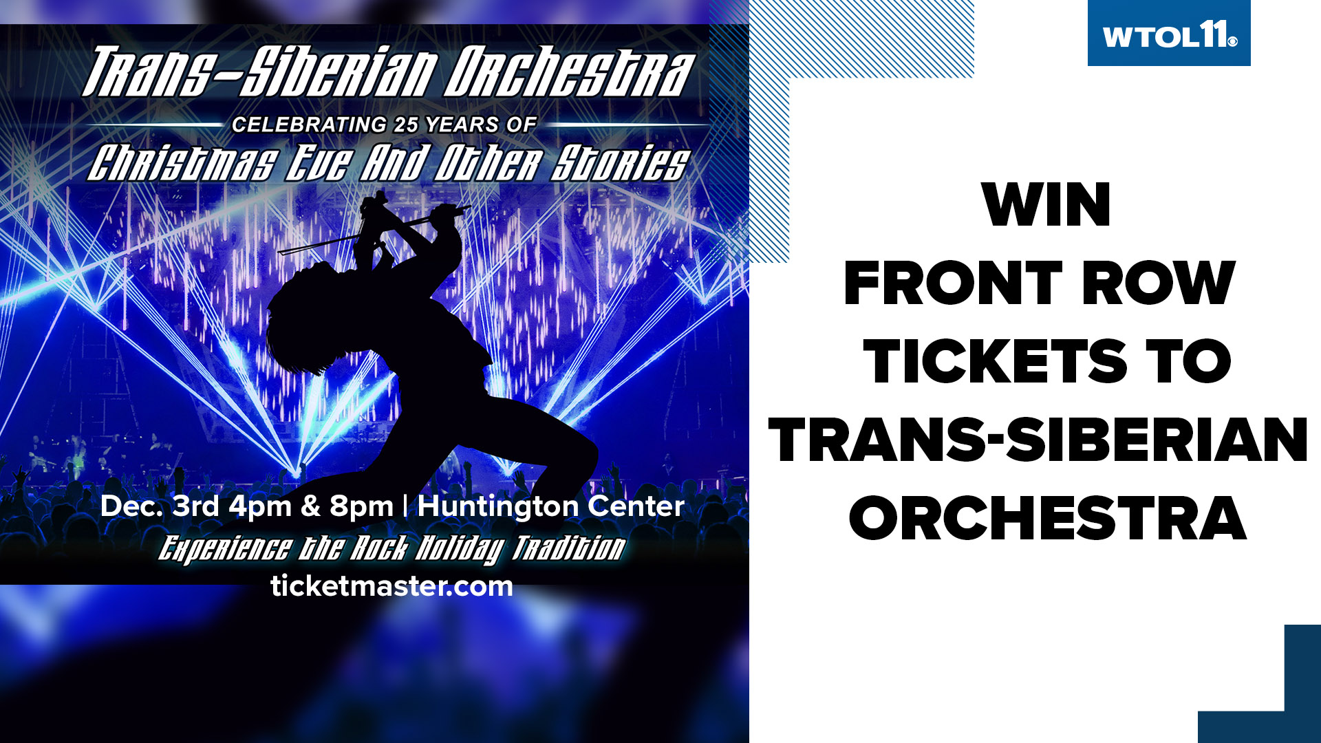 Win Front Row Tickets to Trans-Siberian Orchestra