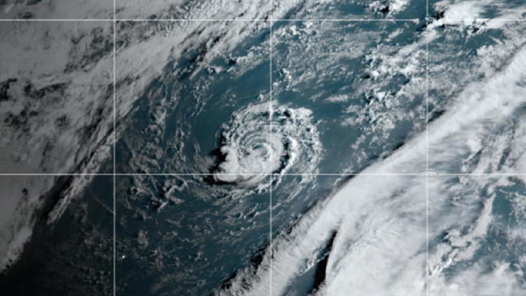 Ana weakens to tropical depression as it continues to move away from Bermuda