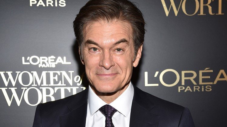 Dr. Oz becomes 4th guest host of 'Jeopardy!'