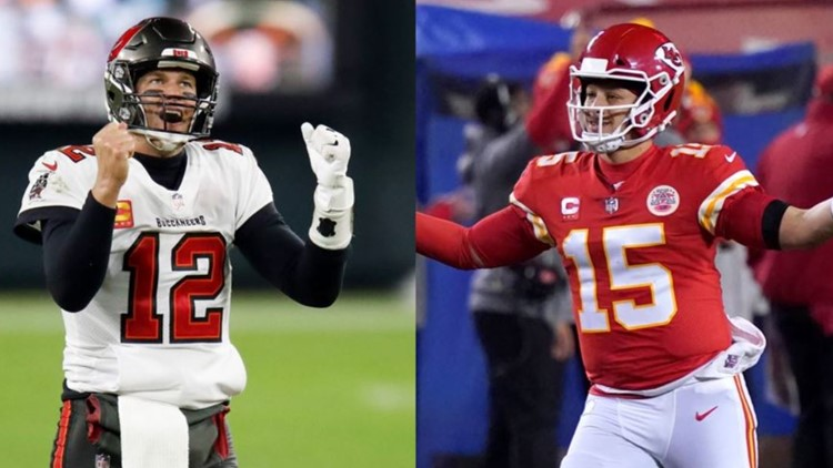 Old (Brady) vs. young (Mahomes), a different Super Bowl 55 awaits
