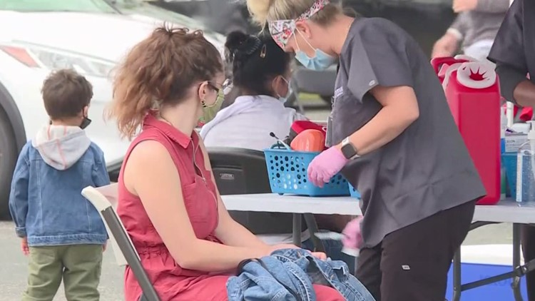 How many people have been vaccinated? Tracking Florida's path to herd immunity