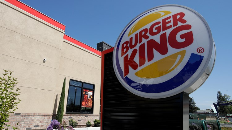Burger King introduces celebrity meals with new 'real food' menu