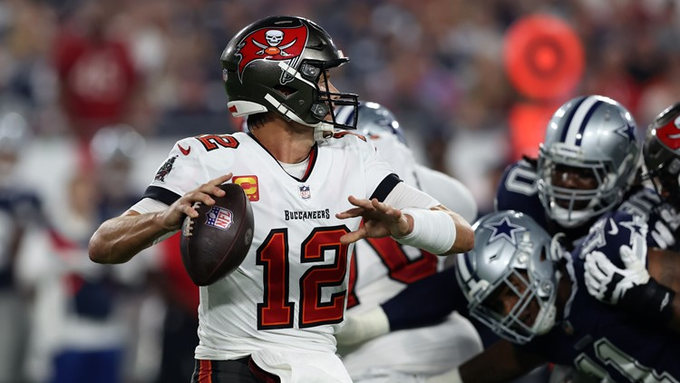 Bucs win nail-biter to start the season; defeat Cowboys 31-29