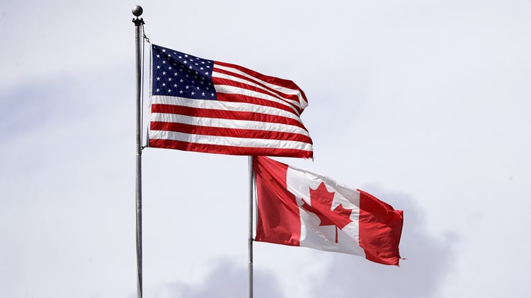 US to extend travel restrictions at Canada, Mexico borders through Aug. 21