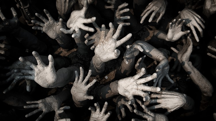 The CDC has tips for surviving a zombie apocalypse – No, seriously