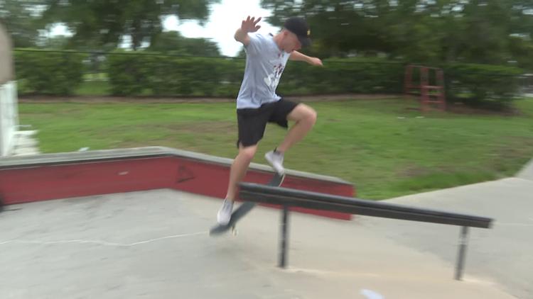 Sarasota skateboarder Jake Ilardi gets set to head to the Tokyo Olympics