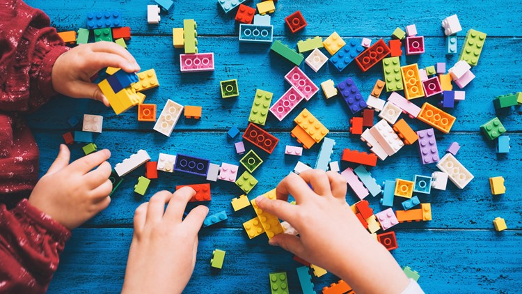 Lego vows to remove 'gender bias and harmful stereotypes' from toys