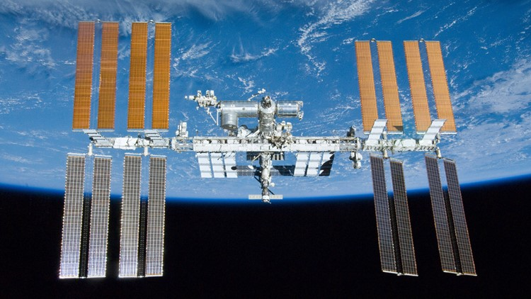 International Space Station marks 20 years of humans living in space