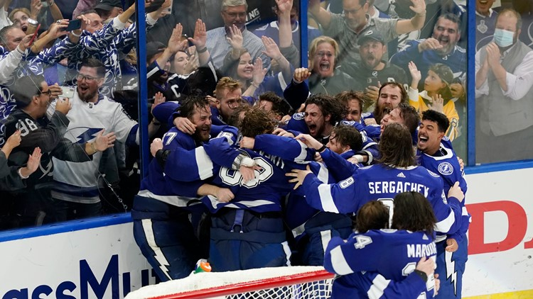 Lightning become back-to-back Stanley Cup champs with 1-0 win over Canadiens