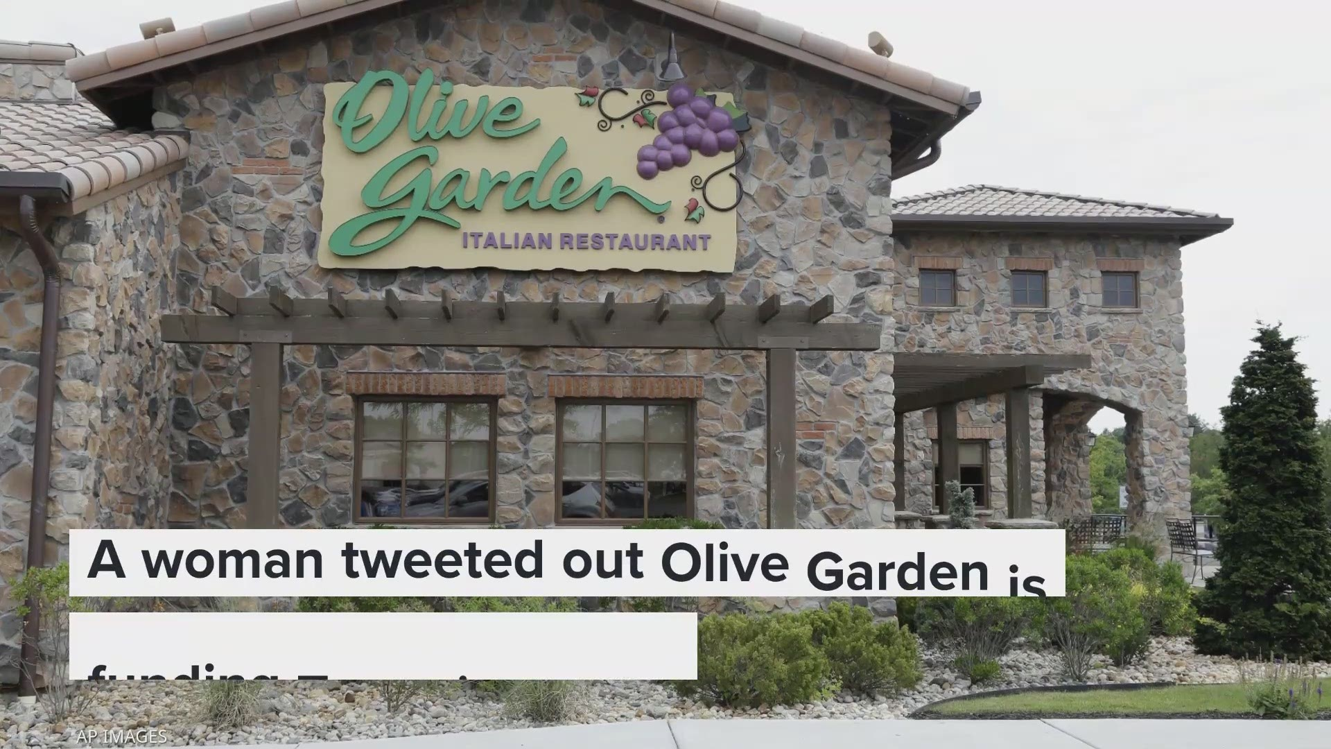 Verify Did Olive Garden Contribute Towards Trump S 2020