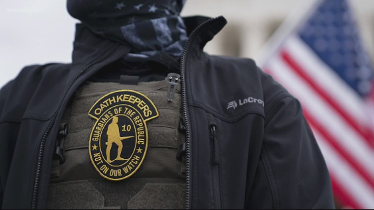 'Wait for the 6th when we are all in DC to insurrection' | New court docs allege Oath Keepers, Proud Boys planned Capitol riot