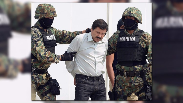 Wife of drug kingpin 'El Chapo' arrested on US drug charges in Dulles International Airport